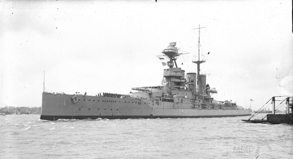 4327 - British battlecruiser HMS Tiger