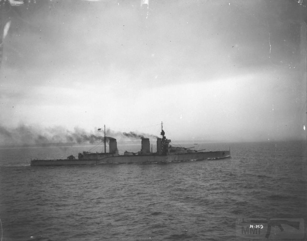 4328 - HMS Lion, february 1917