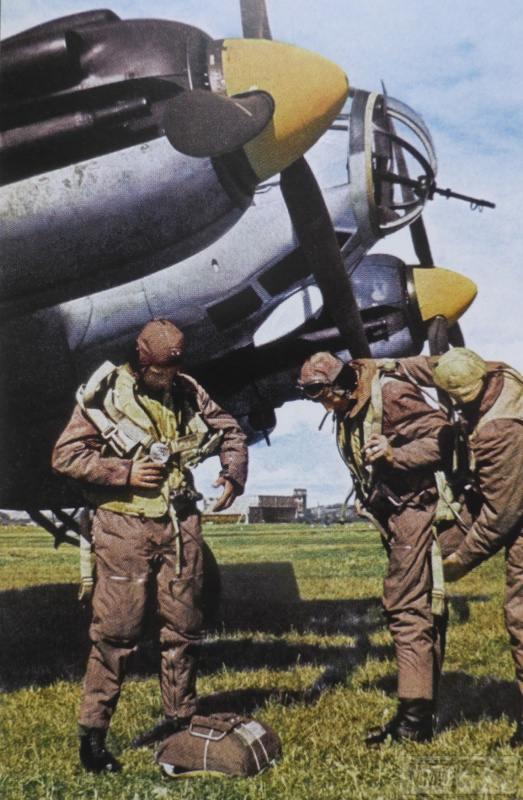 43287 - Самолеты Luftwaffe