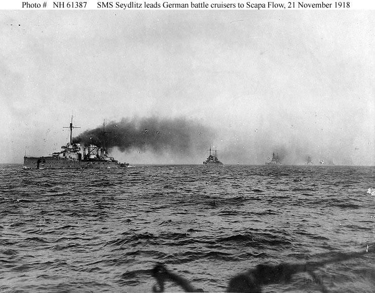 4329 - Германский флот 1914-1945