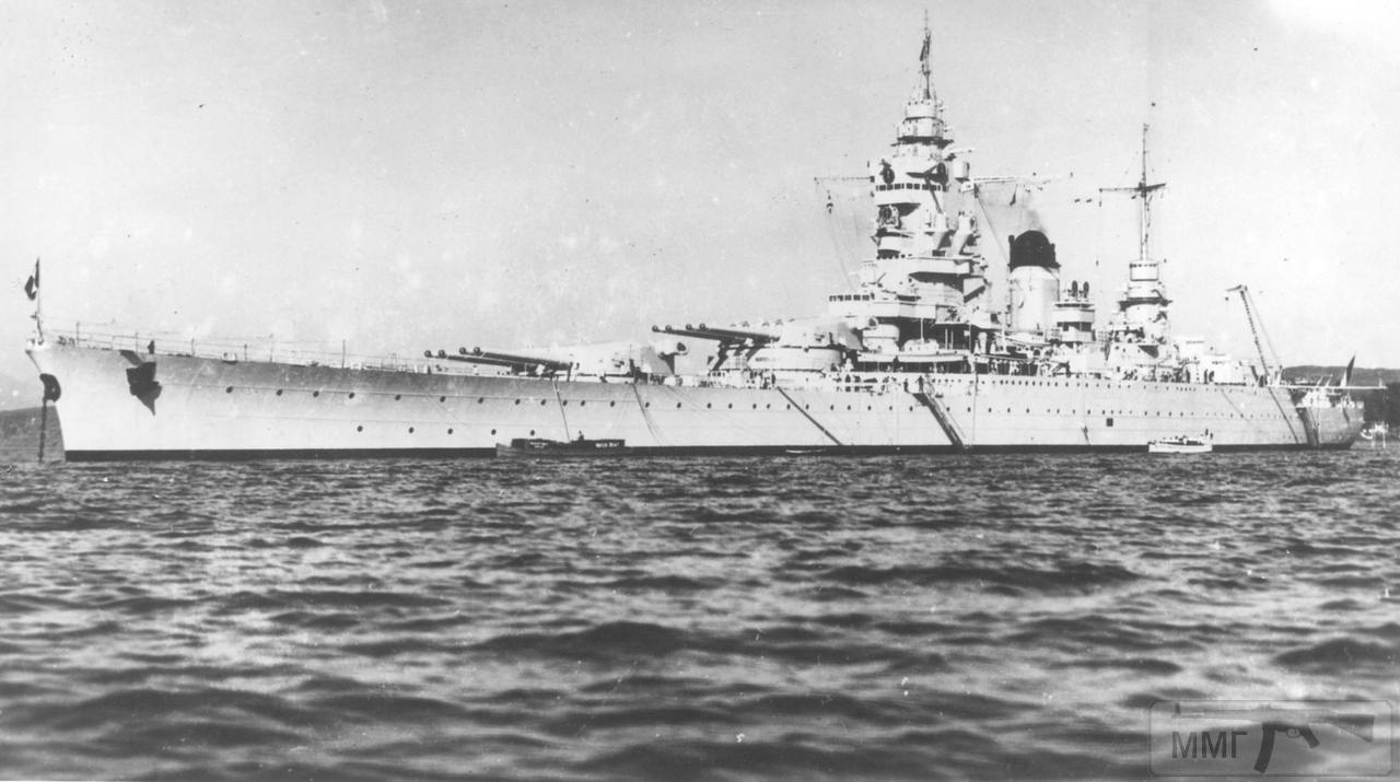 43491 - Линкор Dunkerque, 1939 г.