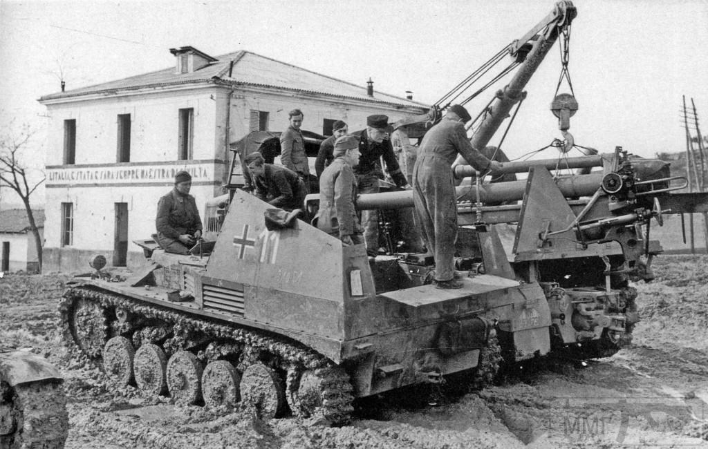 43493 - Военное фото 1939-1945 г.г. Западный фронт и Африка.
