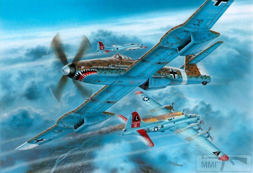 43598 - Самолеты Luftwaffe