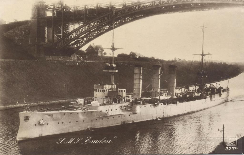 4361 - Германский флот 1914-1945