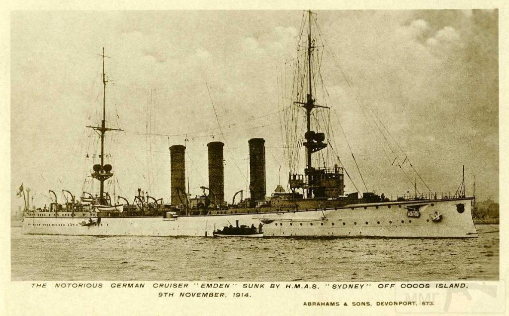 4362 - Германский флот 1914-1945