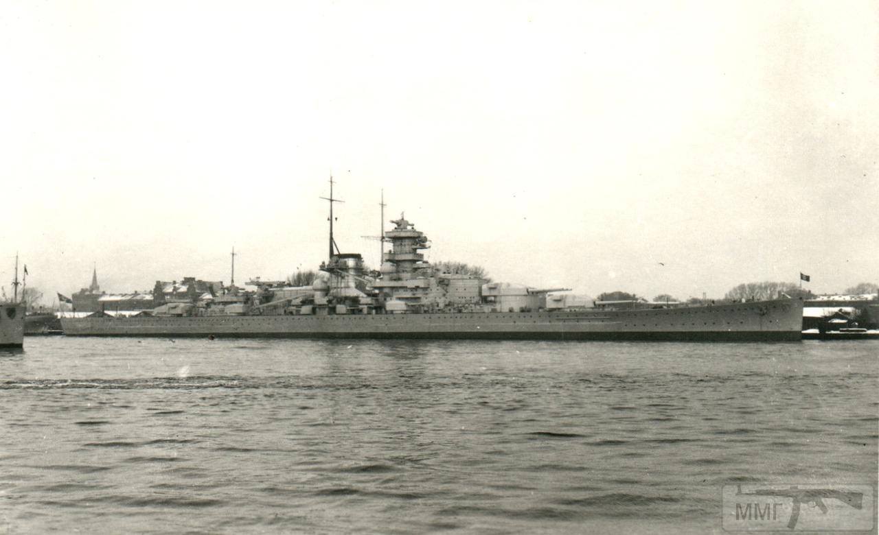 43695 - Линкор Scharnhorst