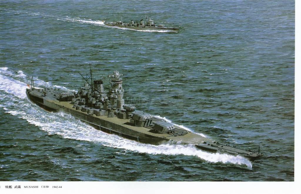 437 - Японский Императорский Флот