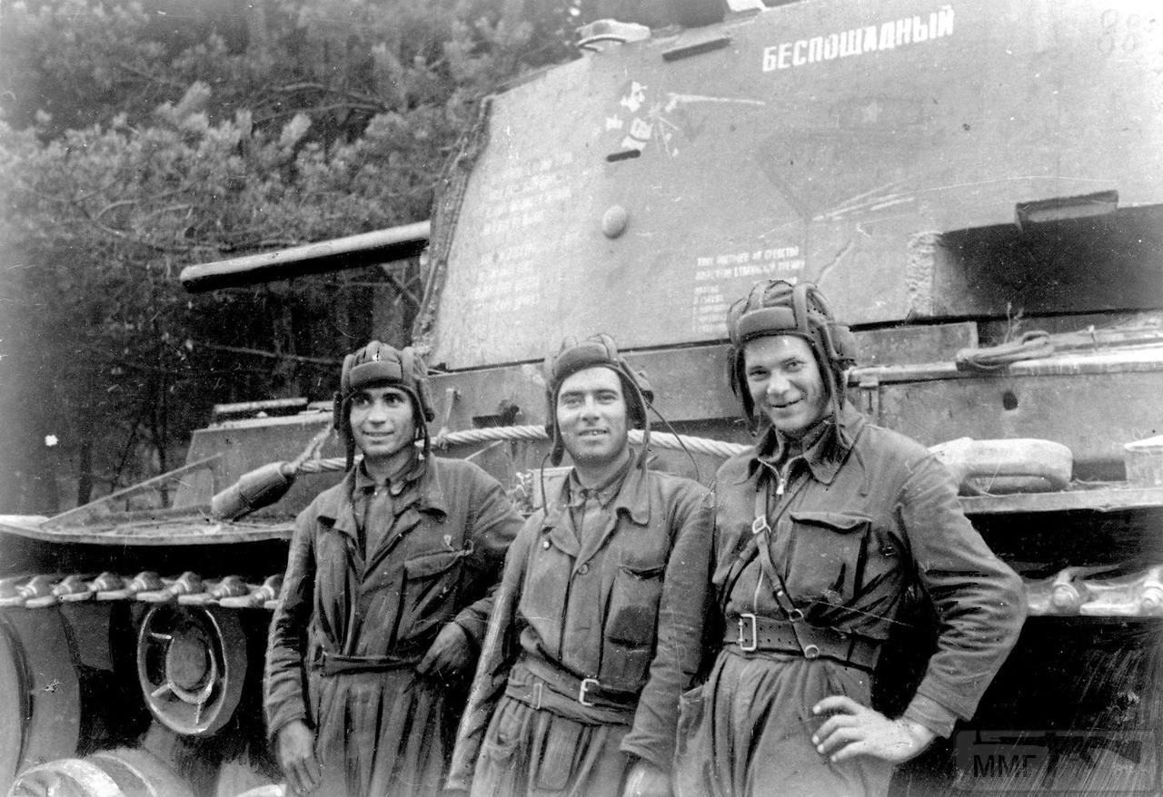 43707 - Военное фото 1941-1945 г.г. Восточный фронт.