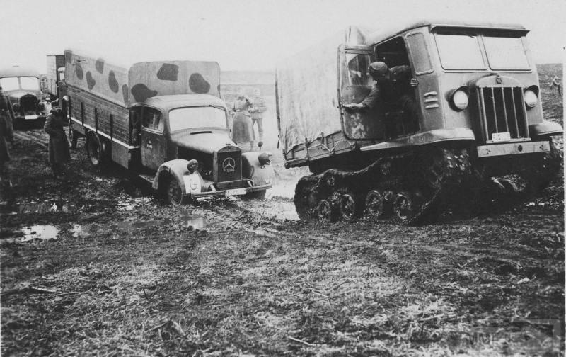 43708 - Грузовые и спец.автомобили Третьего рейха