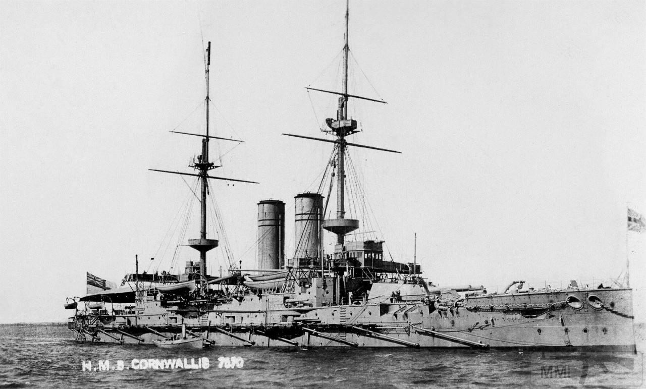 43712 - HMS Cornwallis