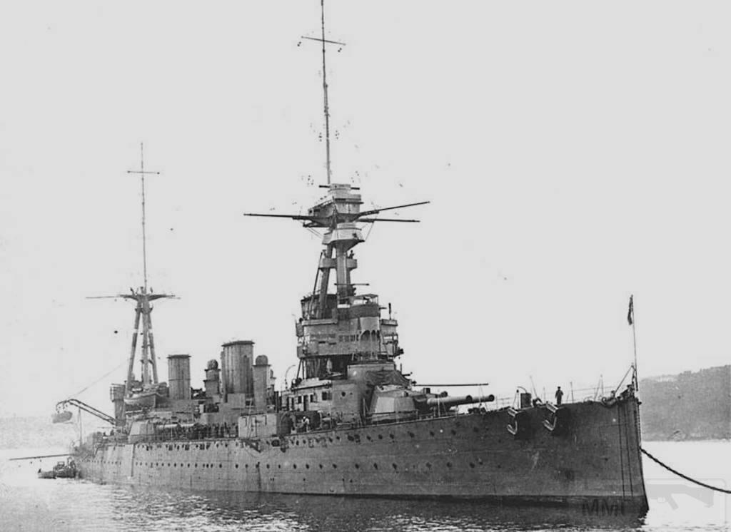 4374 - Броненосцы, дредноуты, линкоры и крейсера Британии