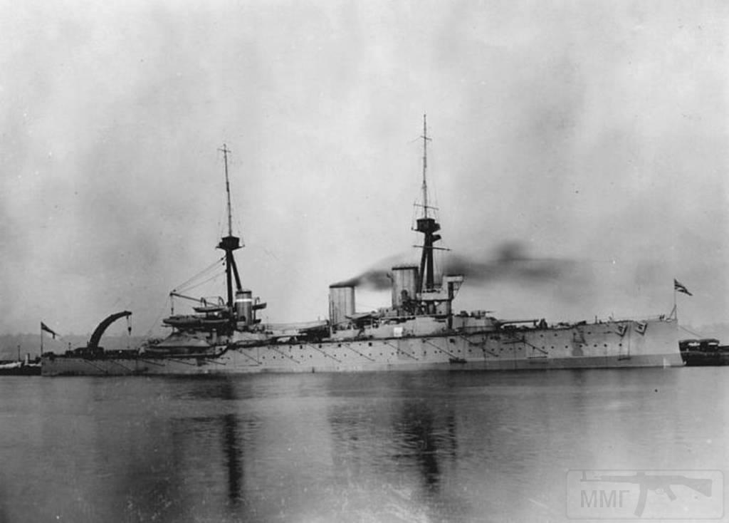 4375 - Броненосцы, дредноуты, линкоры и крейсера Британии