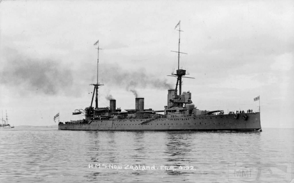 4377 - HMS New Zealand