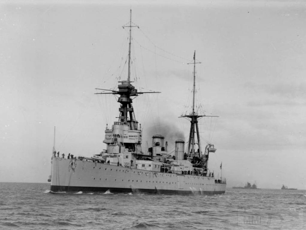 4378 - HMS New Zealand, 1919