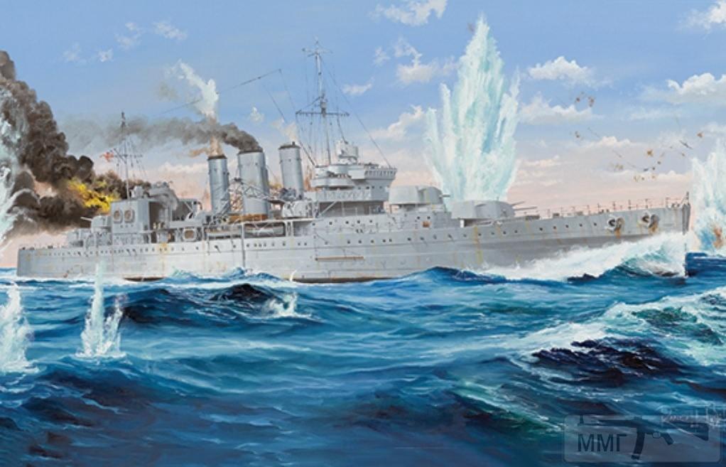 43792 - Броненосцы, дредноуты, линкоры и крейсера Британии
