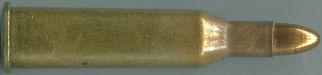 """4381 - 6.5х54R Короткая пуля """"Бегущий олень"""""""