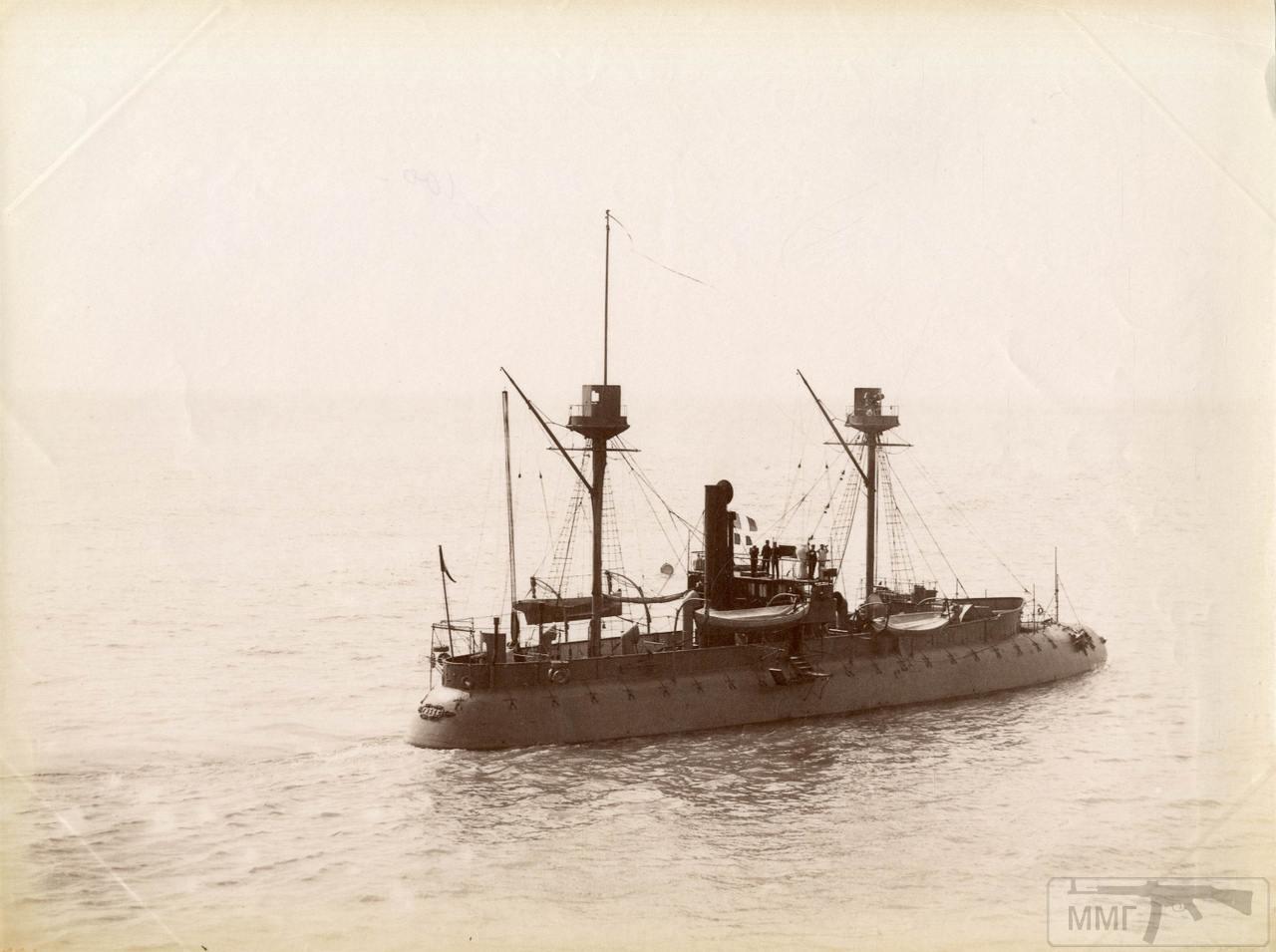 43828 - Канонерская лодка Fusee
