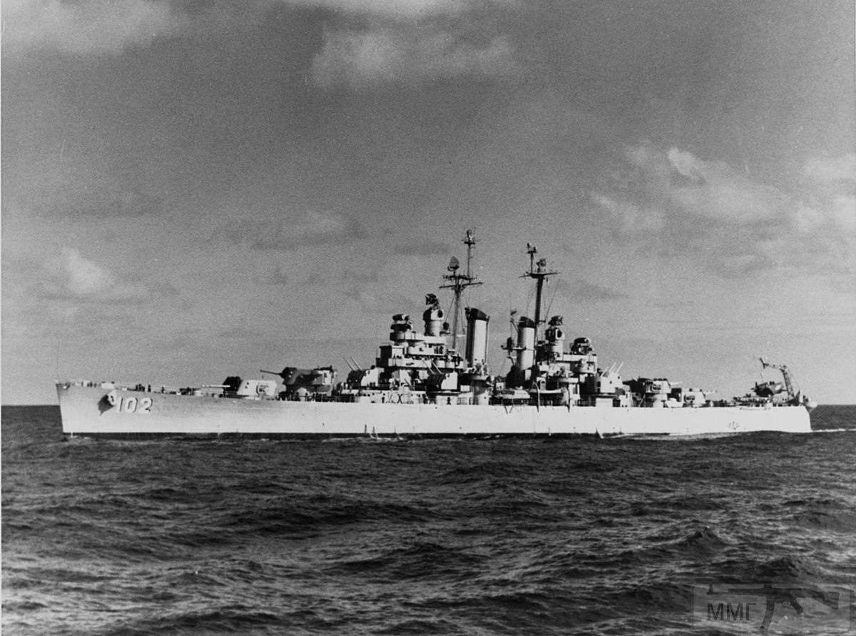 43851 - USS Portsmouth (CL-102)