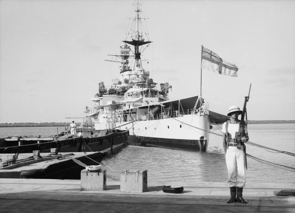 4389 - HMS Repulse