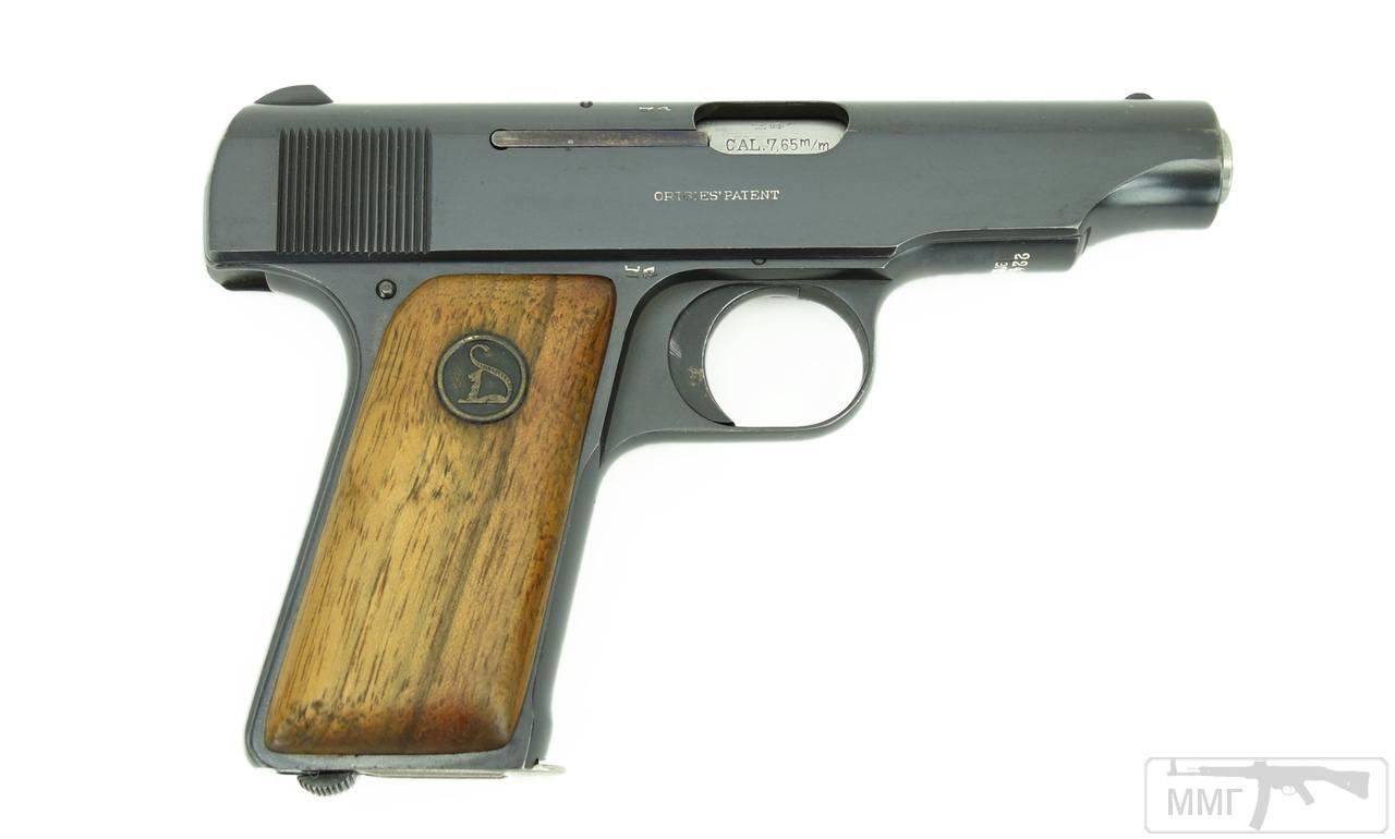43891 - Пистолет Ортгис (Ortgies pistol).