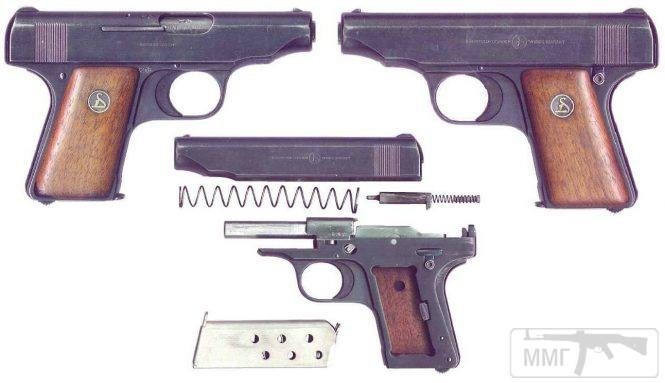 43892 - Пистолет Ортгис (Ortgies pistol).