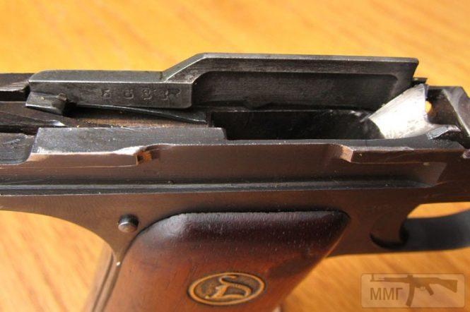 43894 - Пистолет Ортгис (Ortgies pistol).