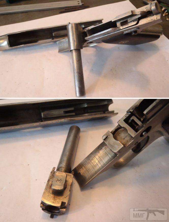 43901 - Пистолет Ортгис (Ortgies pistol).