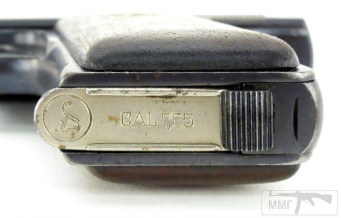 43903 - Пистолет Ортгис (Ortgies pistol).
