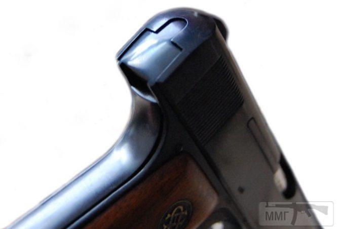 43905 - Пистолет Ортгис (Ortgies pistol).