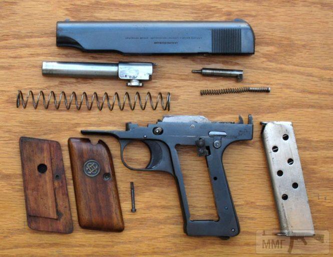 43906 - Пистолет Ортгис (Ortgies pistol).