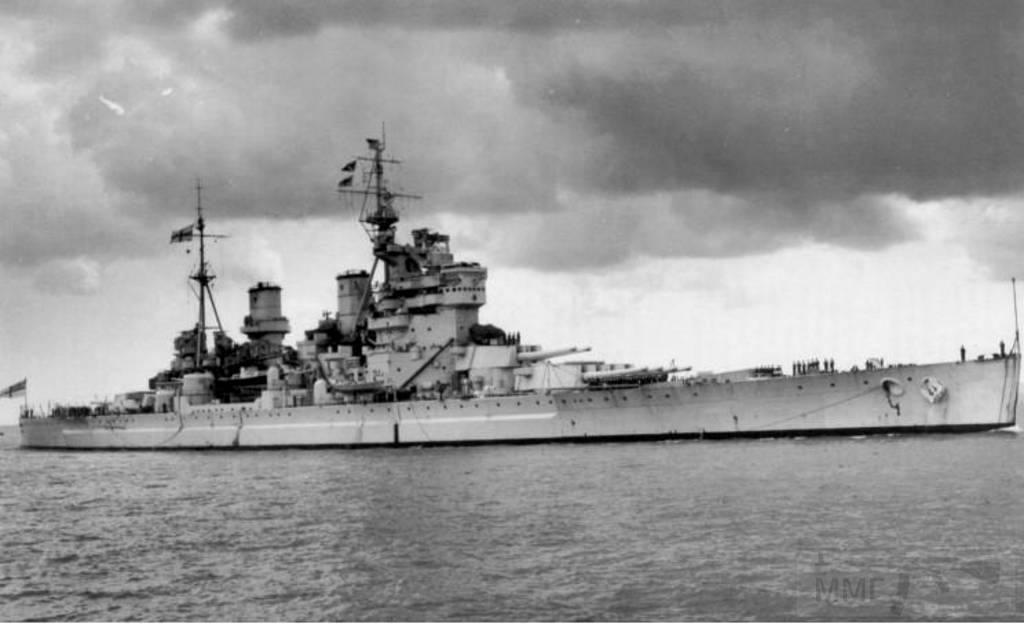 4391 - HMS King George V