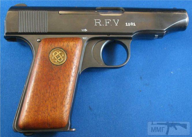 43911 - Пистолет Ортгис (Ortgies pistol).