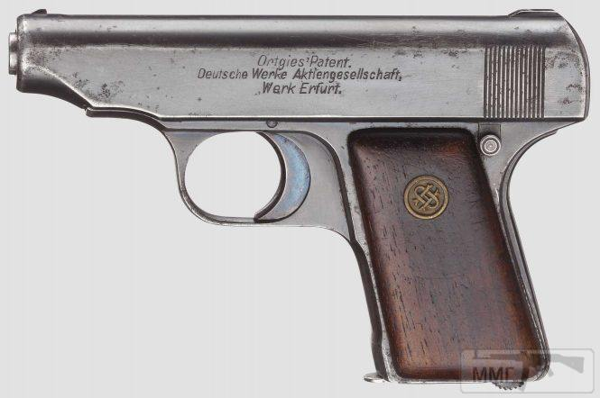 43912 - Пистолет Ортгис (Ortgies pistol).