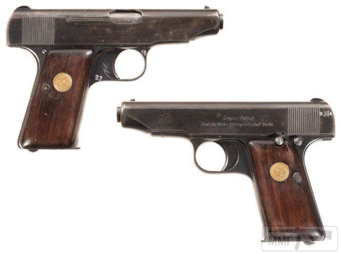 43913 - Пистолет Ортгис (Ortgies pistol).