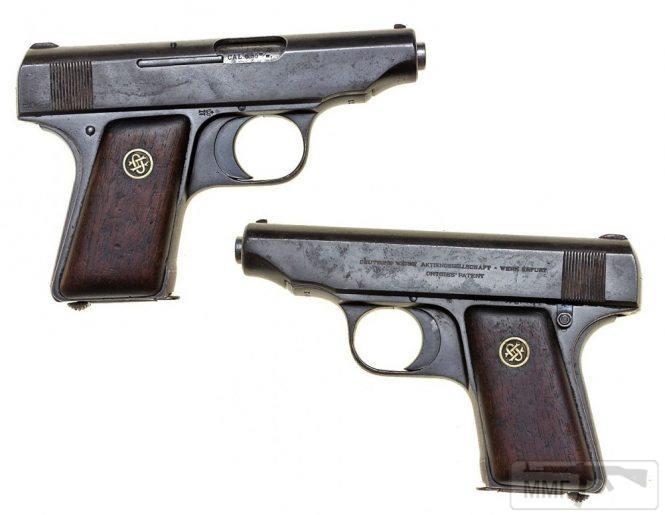 43914 - Пистолет Ортгис (Ortgies pistol).