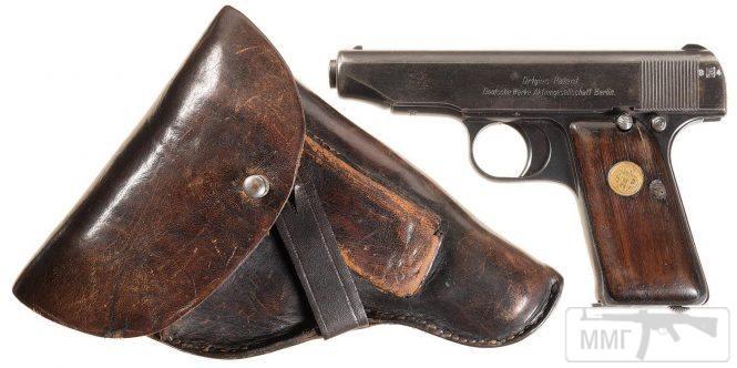 43919 - Пистолет Ортгис (Ortgies pistol).