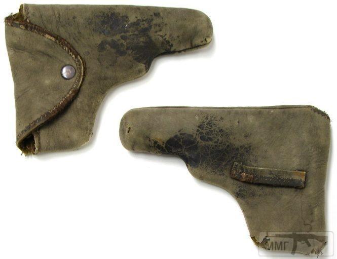 43921 - Пистолет Ортгис (Ortgies pistol).