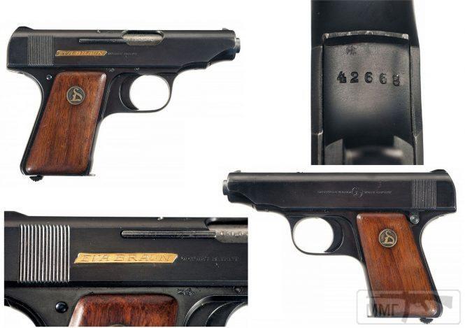 43923 - Пистолет Ортгис (Ortgies pistol).