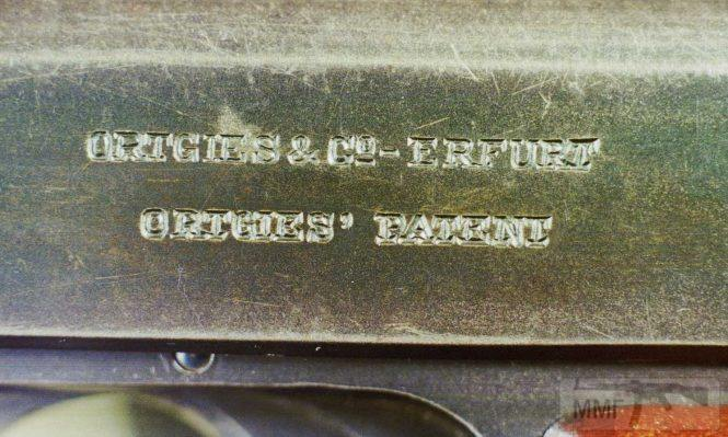 43924 - Пистолет Ортгис (Ortgies pistol).
