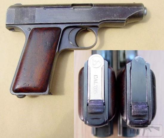 43925 - Пистолет Ортгис (Ortgies pistol).
