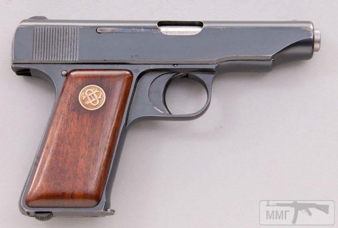 43928 - Пистолет Ортгис (Ortgies pistol).