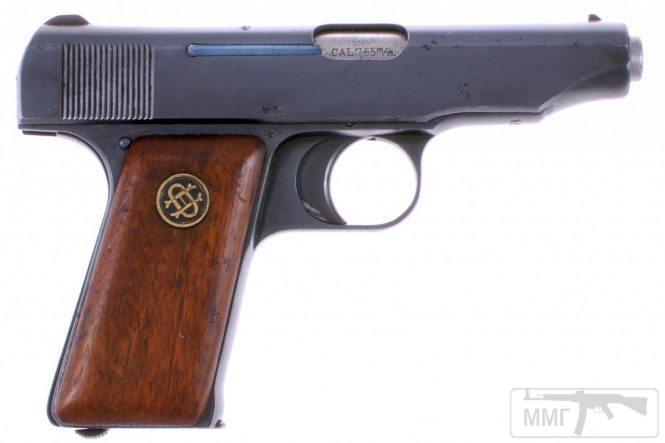 43932 - Пистолет Ортгис (Ortgies pistol).