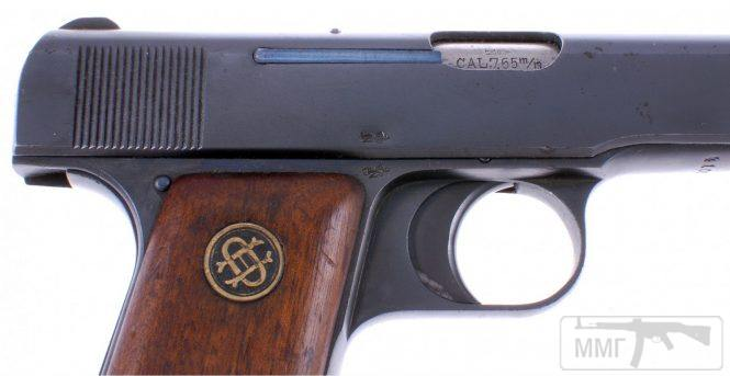 43934 - Пистолет Ортгис (Ortgies pistol).