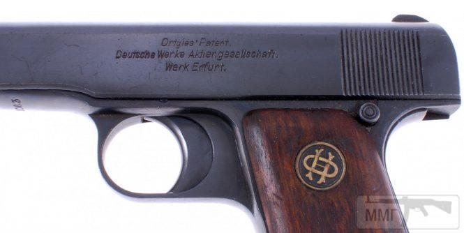 43935 - Пистолет Ортгис (Ortgies pistol).