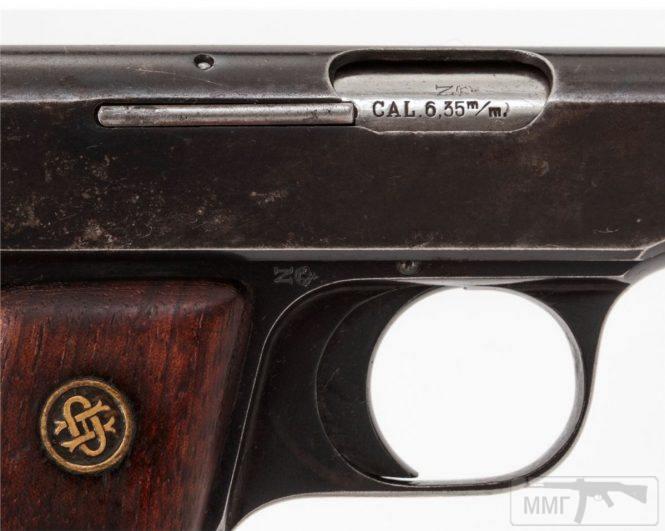 43937 - Пистолет Ортгис (Ortgies pistol).