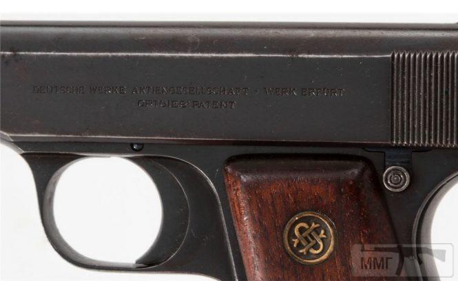43938 - Пистолет Ортгис (Ortgies pistol).