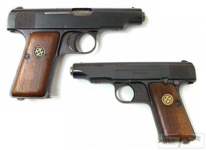 43939 - Пистолет Ортгис (Ortgies pistol).