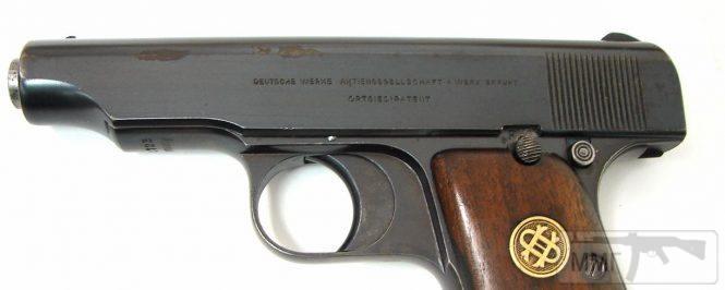 43940 - Пистолет Ортгис (Ortgies pistol).