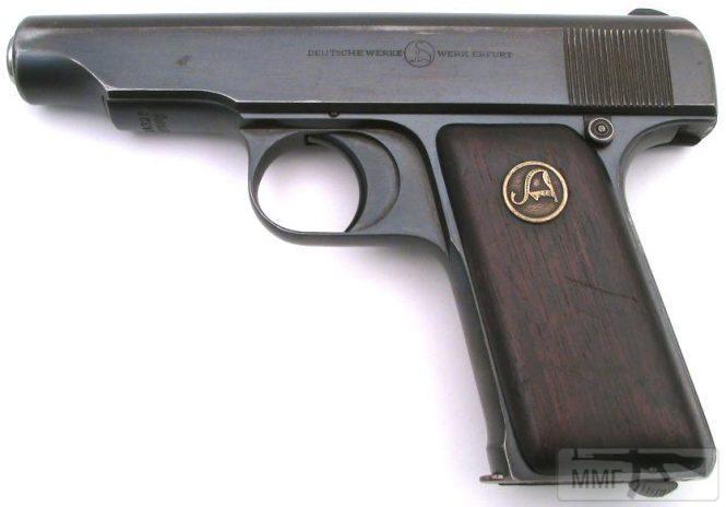 43943 - Пистолет Ортгис (Ortgies pistol).