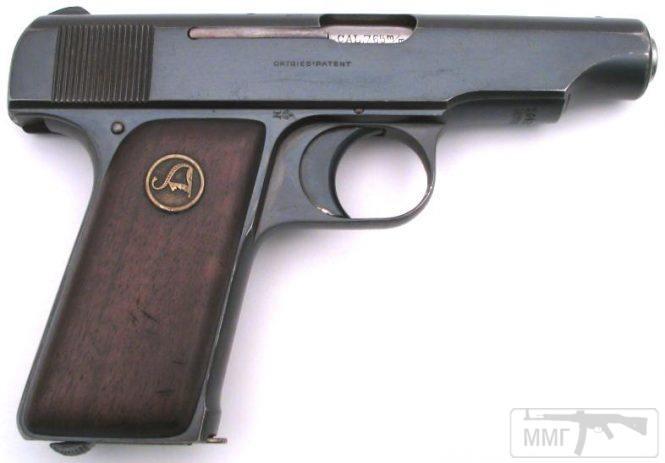 43944 - Пистолет Ортгис (Ortgies pistol).